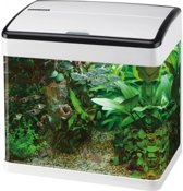 Panorama Aquarium - 32x23x35.5 cm - 20L - Wit