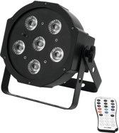 EUROLITE LED SLS-603 TCL + UV / Blacklight vloer - LED Par - Flat Par