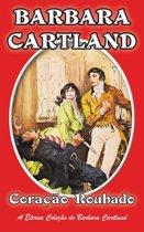 Boek cover Coracão Roubado van Barbara Cartland (Onbekend)
