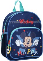 Mickey Mouse Happiness Rugzak Small 5,5 liter - Blauw