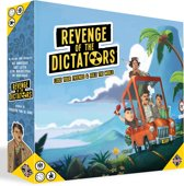 Revenge of the Dictators - Bordspel