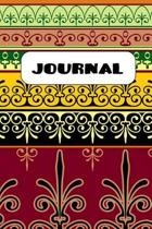 Blank Lined Journal (Writing Journal / Composition Notebook)