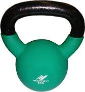 Rucanor Kettlebell - 6 kg - Groen