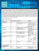 Organic Chemistry Fundamentals (Speedy Study Guide)