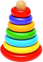 Woodyland Magnetic stacking pyramide
