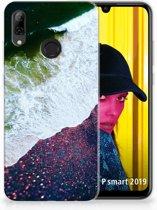 Huawei P Smart 2019 TPU Hoesje Design Sea in Space