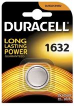 Duracell 1632 Single-use battery CR1632 Lithium 3 V