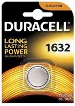 Duracell Lithium CR1632 3V blister 1
