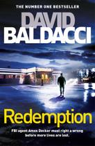 Boekomslag van 'Redemption'