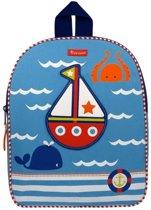 Kidzroom Offshore - Rugzak - Blauw