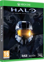 Halo: The Master Chief Collection - Xbox One (IT Cover / Game in het Engels)