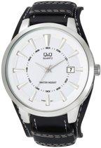Q&Q Horloge KW98J301Y met datumaanduiding