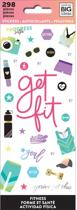 Me and My Big Idea's - Happy Planner Stickers - Get Fit