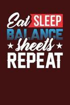 Eat Sleep Balance Sheets Repeat