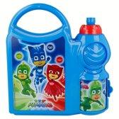 Pj Masks lunch set - lunchbox / broodtrommel en drinkfles ( BPA vrij )
