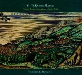 'Yo Te Quiere Matare', Wind Bands In 16Th Century