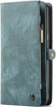 DG.Ming - Samsung Galaxy Note 9 Hoesje - Uitneembare Wallet Case Cabello Blauw