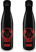 Hole In The Wall Disney Star Wars Darth Vader - Metal Drinkfles