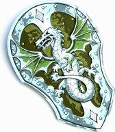 Ridderschild - Draak
