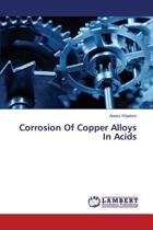 Corrosion of Copper Alloys in Acids