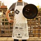BBQ Kookschort met instructies