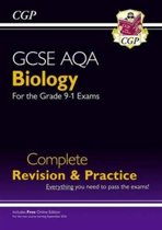 New Grade 9-1 GCSE Biology AQA Complete Revision & Practice with Online Edition