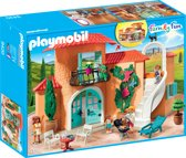 Afbeelding van PLAYMOBIL Vakantievilla - 9420 speelgoed