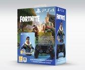 Cover van de game PlayStation 4 Dualshock Controller V2 + Fortnite Voucher