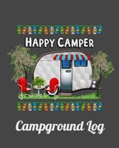 Happy Camper Campground Log