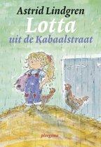 Astrid Lindgren Bibliotheek - Lotta uit de Kabaalstraat
