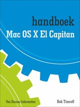 Handboek Mac OS X El Capitan