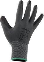 Werkhandschoenen - EN 388 - XS - Zwart