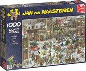 Jan van Haasteren - Kerstmis (1000 stukjes)