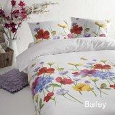 Papillon Bailey dekbedovertrek - Multi - 2-persoons (200x200/220 cm + 2 slopen)