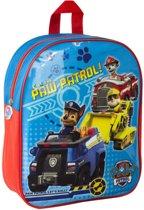 Paw Patrol Rugzak Let's Roll 31x27x10cm