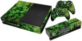 Weed - Xbox One Console Skins Stickers