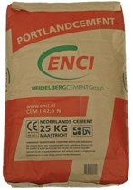 Enci Portland CEM 25 kg cement