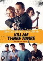 DVD cover van KILL ME THREE TIMES (D/F)