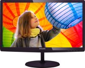 227E6LDSD 21.5i LED 1ms 1920x1080 16/9 MHL-HDMI DVI VGA 250cd/m2 Audio Out Glossy Black SmartTouch controls