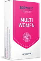 Body & Fit Multi Women - Multivitamine voor vrouwen - 30 tabletten