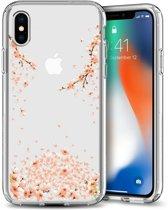 Spigen iPhone X Cs LiqCrystBlos CrystClr