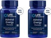 Adrenal Energy Formula, 60 Vegetarian Capsules, 2-pack
