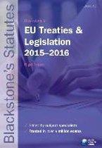 Blackstone's EU Treaties & Legislation