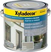 Xyladecor Ramen & Deuren - Dekkende Beits - Steen - 2,5L