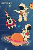 Space Notebook for Jordyn