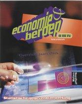 Tekstboek Statistische gegevensverwerking niveau II/III/IV Economie & beroep
