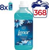 Lenor Parfumelle Zeebries - 368 Wasbeurten - Voordeelverpakking 8x1150ml - Wasverzachter