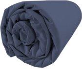 Matt & Rose Dragées délices - Hoeslaken - Tweepersoons - 180 x 200 cm - Blauw
