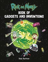 RICK & MORTY BK OF GADGETS & INVENTIONS