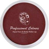 PXP Aqua schmink face & body paint pearl bordeaux special FX 10 gram